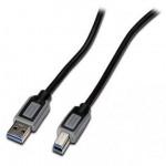 Digitus® kabelis no USB-A uz USB-B