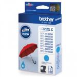 Tintes kasete Brother LC225XLC