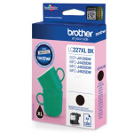 Tintes kasete Brother LC227XLBK XL