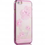 Vāciņš Comma Crystal Flora iPhone 6 Plus/ 6S Plus