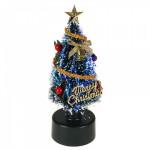 Galda dekors USB Ziemassvētku egle - multicolor