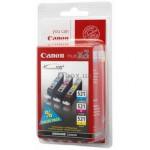 Tintes kasete Canon CLI-521C/ M/ Y