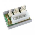 Regulators InLine Power Adapter Platine 4-Pin Molex
