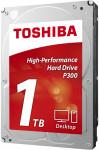 "Cietais disks 1TB - Toshiba P300 SATA3 3.5"" 7200RPM 64MB cache"