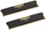 Atmiņa Corsair 8GB (KIT: 2x4GB) Vengeance LPX DDR4 3000MHz