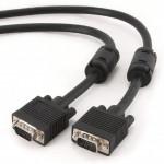 Kabelis monitoram VGA - VGA (D-SUB), Male-Male, 1.8m