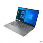 """Portatīvais dators Lenovo THINKBOOK 15/ 15.6"""" FHD/ R5-4600U/ 8 GB/ 256GB SSD/ W10P/ 1YR/ ENG"""