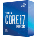 Intel Core i7-10700KF, Octa Core, 5.1GHz, 16MB, LGA1200, 14nm, BOX