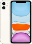 Apple iPhone 11 128GB White (balts)