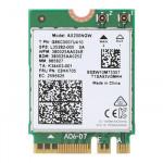 Adapteris Intel® NIC WI-FI 6 AX200 2230 2x2