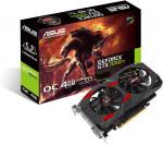 Videokarte ASUS NVIDIA GeForce GTX 1050 Ti CERBERUS 4GB