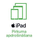 iPad 10.2'' 8th gen 2020 apdrošināšana uz 36 mēnešiem (pašrisks 50 eur)