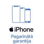 iPhone SE pagarinātā +1 gada garantija (1+1)