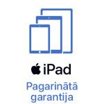 iPad Mini 5 pagarinātā +1 gada garantija (1+1)