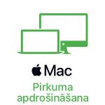 MacBook Pro 16'' apdrošināšana uz 24 mēnešiem (pašrisks 50 eur)