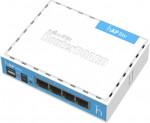 Bezvadu maršrutētājs MikroTik hAP Lite Classic RB941-2nD Wireless Router (rūteris)