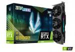 Videokarte Zotac GeForce RTX 3090, TRINITY OC 3X 24GB