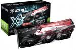 Videokarte Inno3D GeForce RTX 3060, 12GB GDDR6, iChill X3 RED