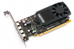 Video karte NVIDIA Quadro P1000  4 GB GDDR5 Full-height