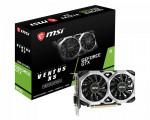 Videokarte MSI GeForce® GTX 1650 VENTUS XS 4G OC
