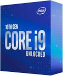 Procesors Intel Core i9-10900K, 3.7GHz, LGA1200, 20M Cache, Box (requires CPU cooler)