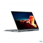 "Portatīvais dators Lenovo ThinkPad X1 Titanium Yoga (Gen 1), 13.5"" QHD IPS Touch/ i5-1130G7/ 16GB/ 256GB SSD/ Intel Iris Xe/ Win10Pro/ ENG"