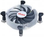 Procesora dzese LGA115X ultra low profile 21mm, 80mm pwm fan