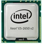 Procesors Intel Xeon E5-2650 v2 - 2.6 GHz, 8-cores, LGA2011