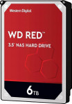 WD Red Drive 6TB SATAIII 256MB