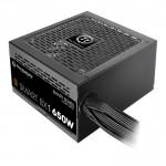 Barošanas bloks Thermaltake Smart BX1 PS-SPD-0650NNSABE-1 (650 W; Active; 120 mm)