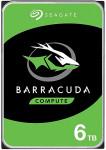 Cietais disks Seagate Barracuda ST6000DM003 5400 RPM, 6TB