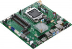 Pamatplate FUJITSU D3474-B Thin Mini-ITX  iH110 2XDDR4 SO-UDIMM 1x DP, 1x HDMI
