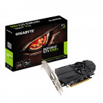 Videokarte Gigabyte GeForce GTX 1050 Ti OC Low Profile 4G, 4GB GDDR5, HDMI/ DP/ DVI