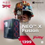 Capital® NEO™ X Fusion