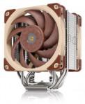 Procesora dzese Noctua NH-U12A (for: LGA1156, AM2, AM2+, AM3, LGA1155, AM3+, LGA2011, FM1, FM2, LGA1150, FM2+, LGA1151, AM4, LGA2066, LGA1200) - aluminium and copper - 158mm height