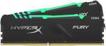 Operatīvā Atmiņa Kingston HyperX Fury RGB 16GB 2666MHz CL16 DDR4 KIT OF 2