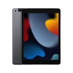 """iPad 10.2"""" Wi-Fi + Cellular 64GB - Space Grey 9th Gen (2021)"""