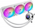 Precesora ūdensdzese Asus ROG Strix LC 360 RGB White 120 mm Water Cooling AIO