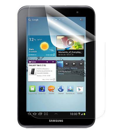 "Zagg InvisibleSHIELD Full Body Protector for Samsung Galaxy Tab 7"" 0"