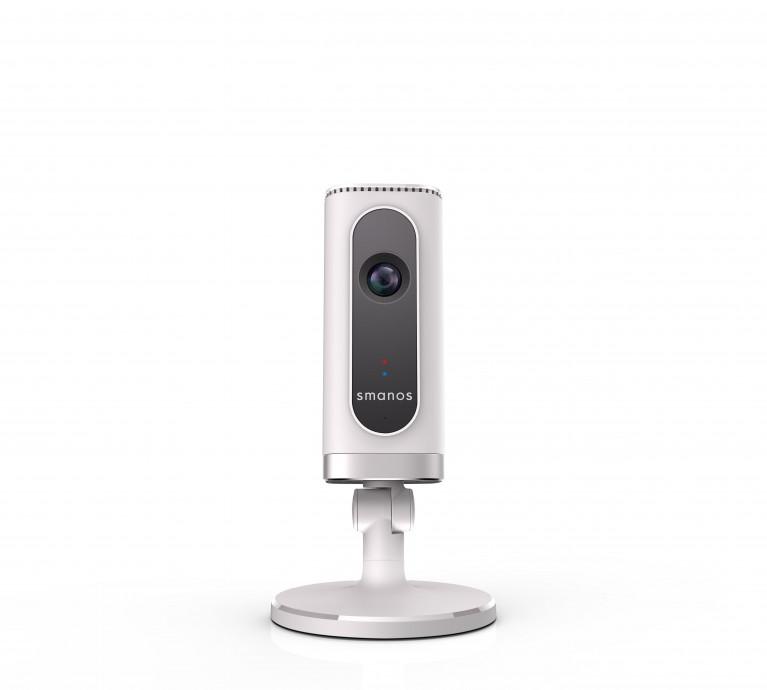 Smanos W020 Alarm System Wifi + IP6 Camera Wifi HD - EU 1