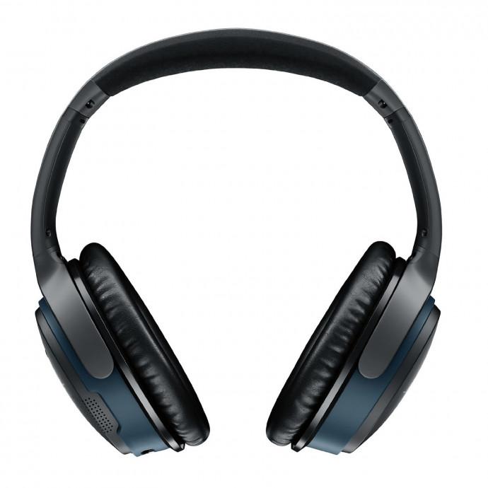 Bose SoundLink Around-ear Bluetooth II austiņas, Melnas 1