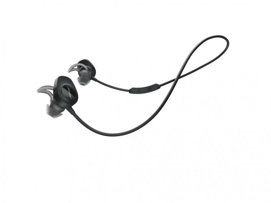 Bose SoundSport Wireless austiņas, Melnas 2