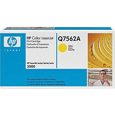 Q7562A HP toneris Yellow LJ 3000 0