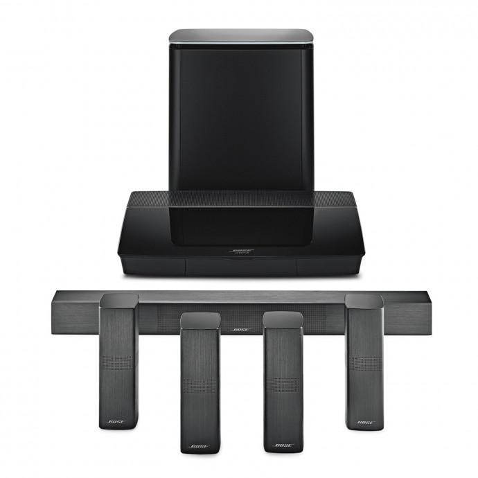 Bose Lifestyle 650 mājas izklaides sistēma, Melna 1