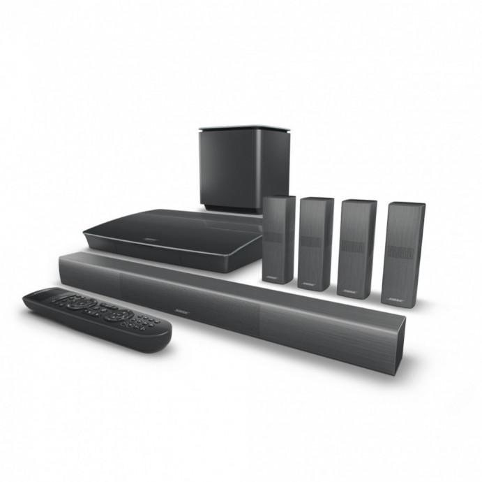 Bose Lifestyle 650 mājas izklaides sistēma, Melna 0