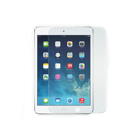 Trieciendroša stikla aizsargs 0.33mm/2.5D H9 iPad mini 4 0