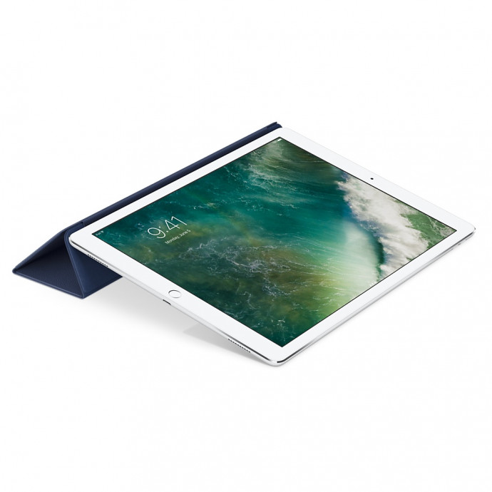 MPV22 Leather Smart Cover for 12.9-inch iPad Pro - Midnight Blue 2