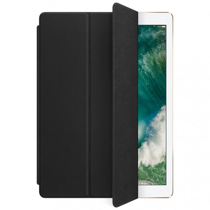 MPV62 Leather Smart Cover for 12.9-inch iPad Pro - Black 0