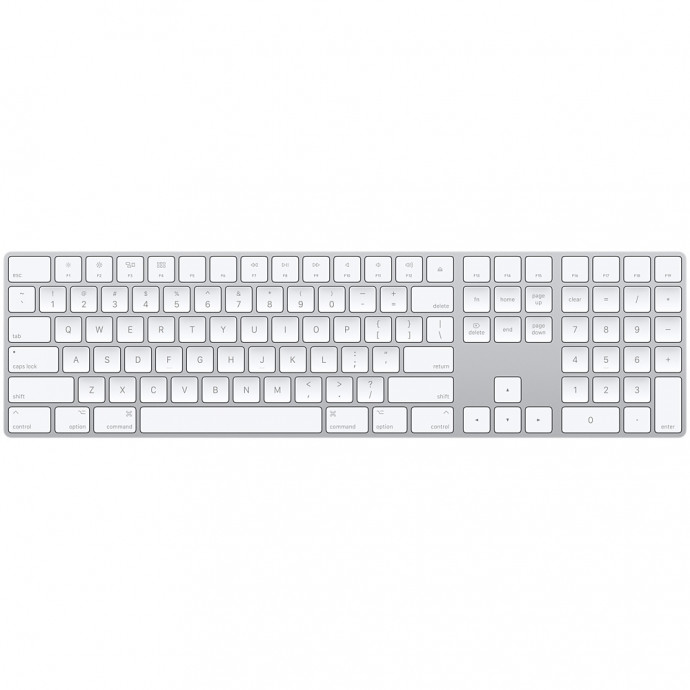 MQ052 Magic Extended Keyboard Rus 0
