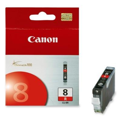 Tintes kasete Canon CLI-8R red 0